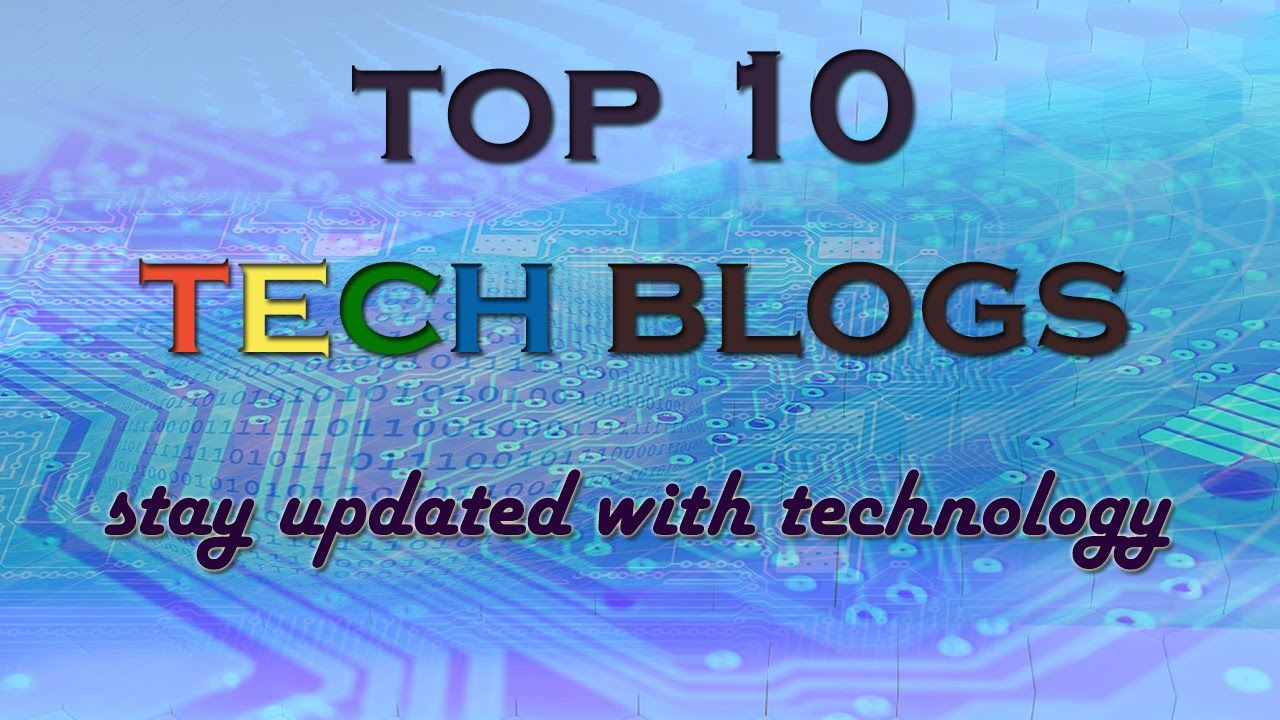 LIST OF TOP 10 TECHNOLOGY WEBSITES IN INDIA