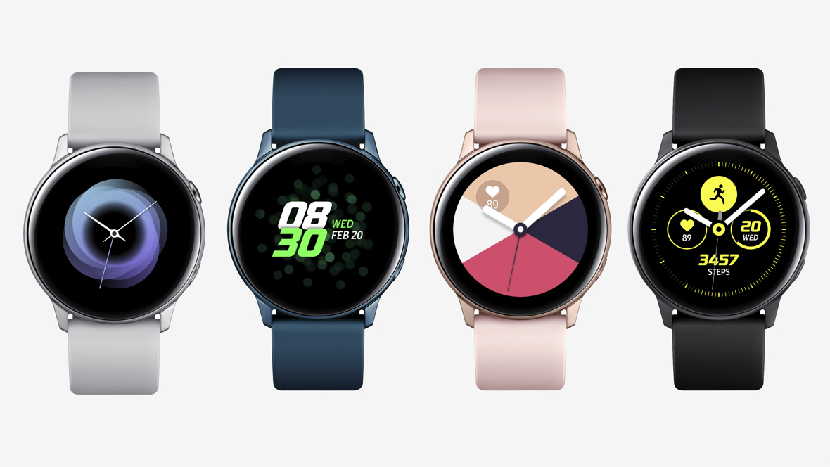 MEET THE NEXT GENERATION WATCH: SAMSUNG GALAXY