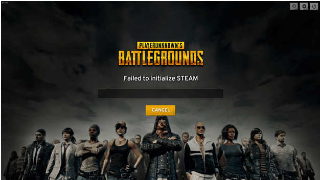 5 Quick Solutions to Fix Pubg failed to Initialize Steam Issue