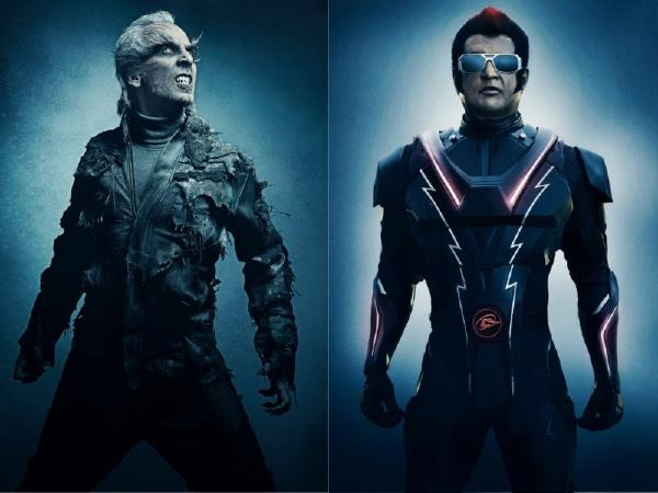 2.0 Movie First 1st Opening Day Box Office Collection Earning Income Prediction