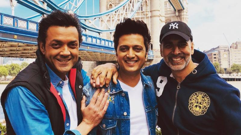 HOUSEFULL 4 RELEASING DATE CAST TRAILER POSTER REVIEW BOX OFFICE COLLECTION