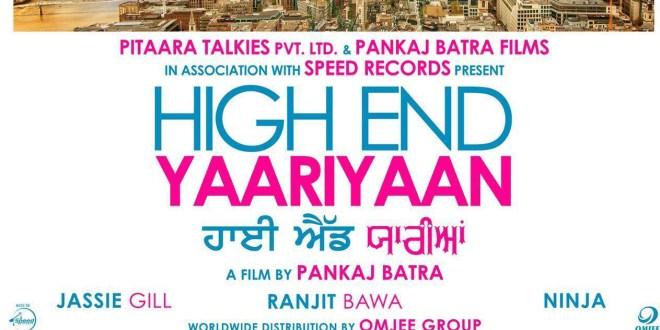 High End Yaariyaan Release Date Cast Poster Trailer Review