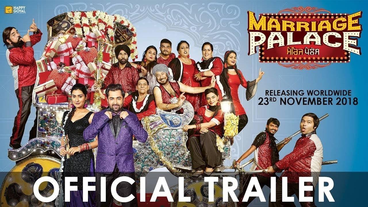 Marriage Palace Release Date Poster Trailer Cast Story Box Office Collection