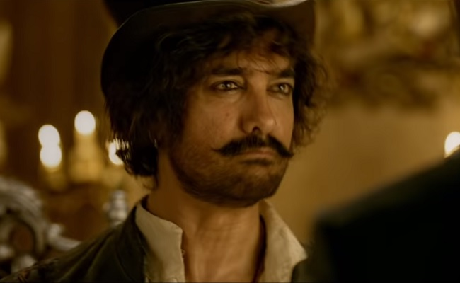 TOH Thugs Of Hindostan World Wide First Week Total Box Office Collection