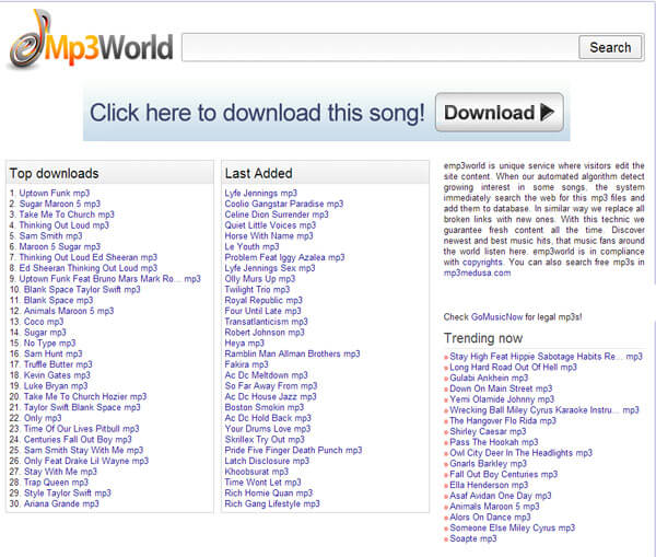 25+ PROXY AND MIRROR SITES FOR EMP3WORLD TO UNBLOCK EMP3WORLD.COM