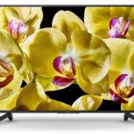 PRICE FOR XG95 RANGE OF PREMIUM 4K LCD TVs ANNOUNCED BY SONY