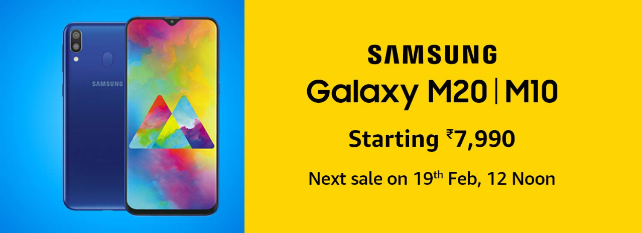 BUY SAMSUNG GALAXY M20 AT A VERY SPECIAL PRICE