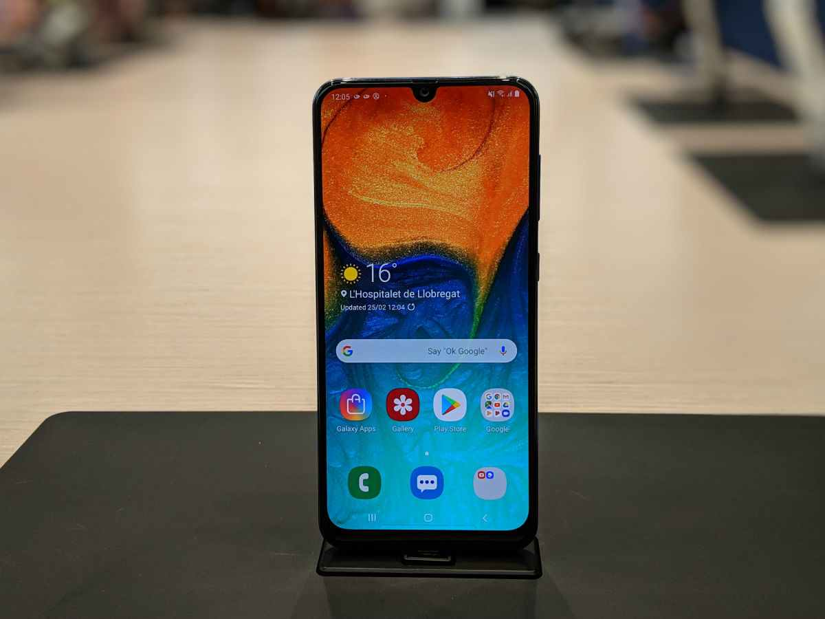 SAMSUNG GALAXY A30 FEATURES SPECS PRICE LAUNCH DATE