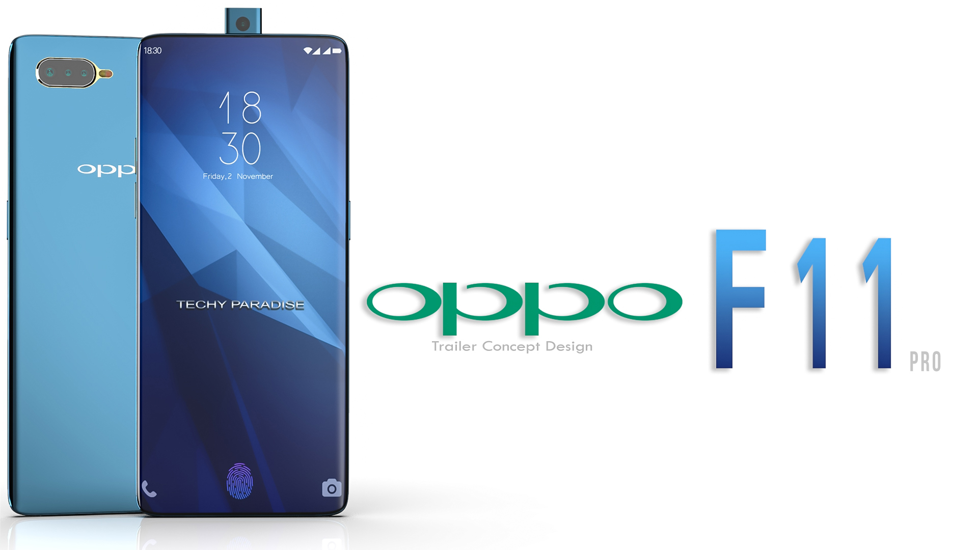OppoF11Pro Features Screen Design Availability
