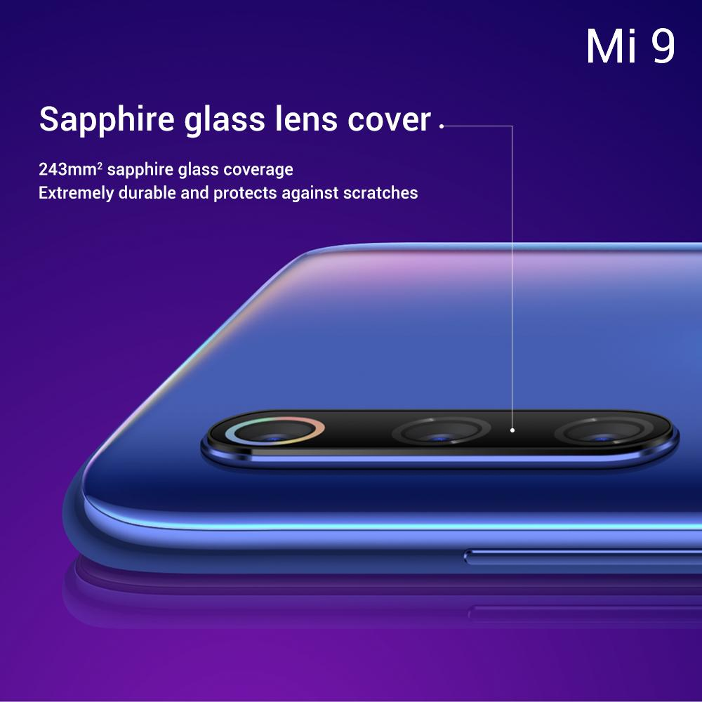 Xiaomi Mi9 Camera Features And Specifications