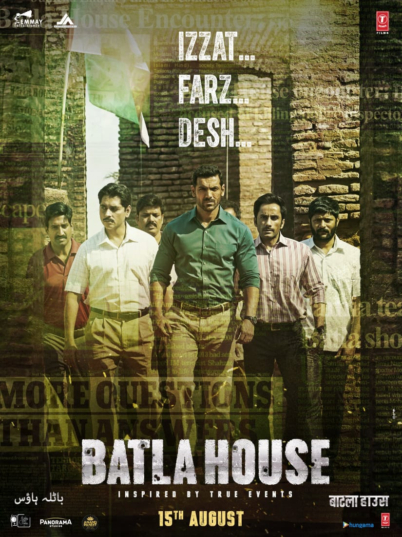 BATLA HOUSE TRAILER RELEASE TOMORROW