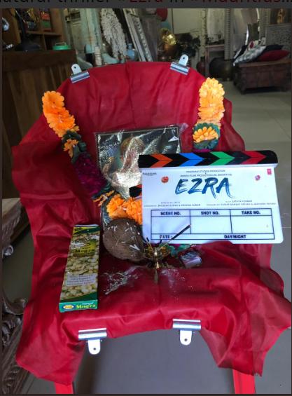 EMRAAN HASHMI STARTED SHOOTING OF EZRA