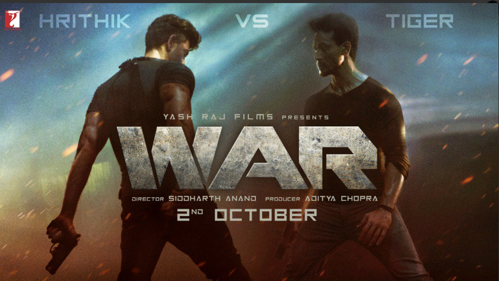 WAR FILM 2019 TEASER RELEASED/OUT REVIEW