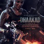 KANGANA RANAUT LOOKING CRAZY WITH MACHINE GUNS IN DHAAKAD