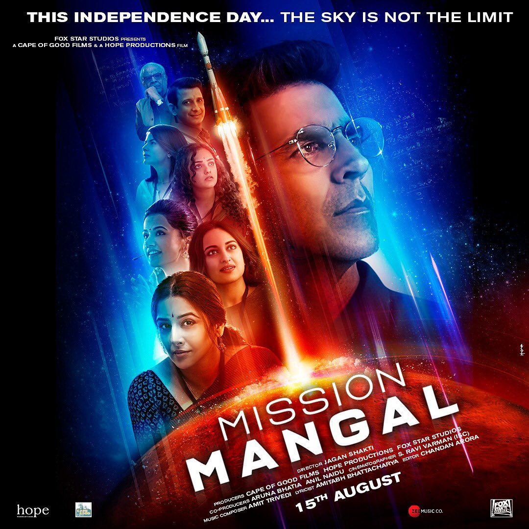 MISSION MANGAL TEASER RELEASED/OUT-WATCH NOW